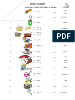Containers and Partitives