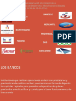 Administracion Bancaria Presentacion II 24-05-16