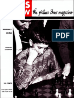 Chess Review 1958-02