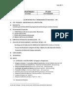 Tema Informe Cite Pesquero