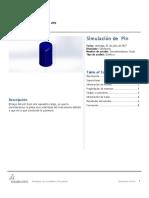 Pin SimulationXpress Study 1