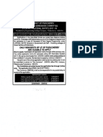 Lateral Entry Notification