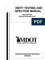 MDOT DensityTestingAndInspectionManual 322964 7