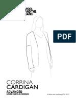Corrina Cardigan CORCAR01 ENG