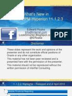 2013-HYP-Edward Roske-What s New in Oracle EPM Hyperion 11-1-2 3-Manuskript