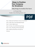 Six Steps to Position Your-Company for-Greatness Whitepaper