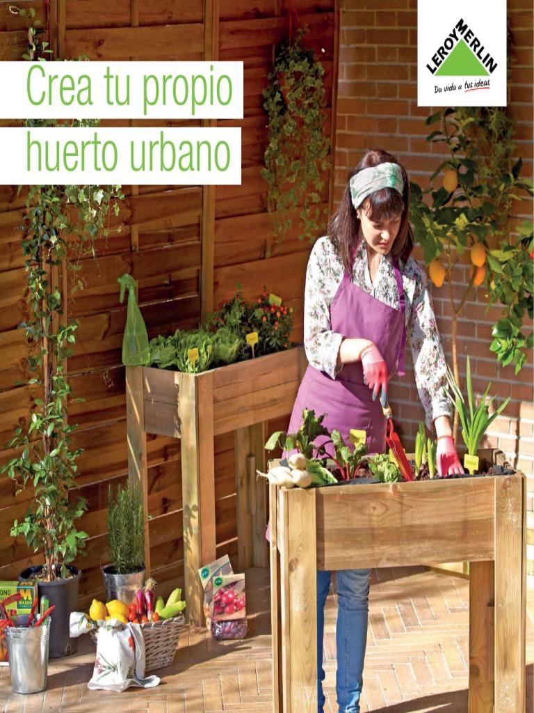 Huerto Urbanoleroy Merlinpdf