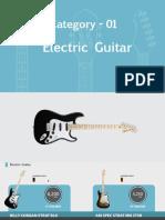Fender Final Catalogue