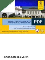 Sistem Manajemen Data_rsud Bogor