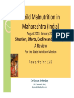 1 Malnutritioninmaharashtra Overview 140110210344 Phpapp02