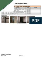 Tower K Riser Door Status Report.pdf
