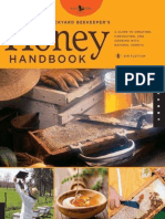 The Backyard Beekeeper's Honey Handbook (2009)