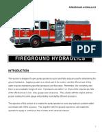 Fireground Hydraulics