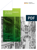 Industry Overview Plastics Industry in Germany En