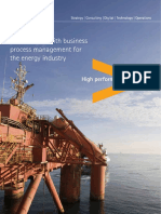 Accenture Business Process Management Energy Industry