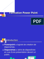 Cours1 Powerpoint