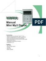 1 Mp3 Player Mini Manual
