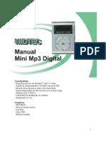 1 Mp3 Player Mini Manual