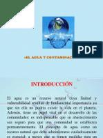 A El Agua Contaminacion.pptactual
