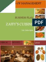 Zaffys Cuisine