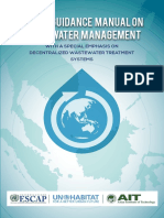 UN - Policy Guide Waste Water Management - July 2016