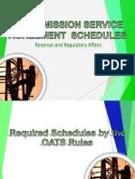 02.TSA Schedules 2016