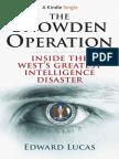 Snowden Operation, The - Edward Lucas