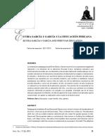 Elvira Garcia y La Educación Peruana