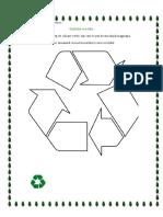 Simbolul reciclarii