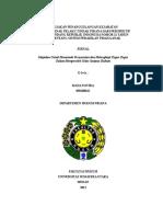 265970090 Jurnal Kebijakan Penanggulangan Kejahatan Terhadap Anak Pelaku Tindak Pidana