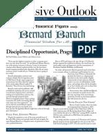 Bernard Baruch - November 2005
