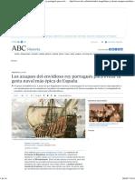 Magallanes y Elcano_ Los Ataques Del Envidioso Rey Portugués Para Evitar La Gesta Naval Más Épica de España