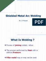Smaw Welding1
