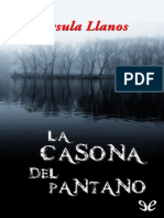 Llanos, Ursula - La casona del pantano [18178] (r1.0 EPL).epub