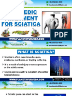 Ayurvedic Treatment For Sciatic Nerve Pain - Causes, Symptoms, Diagnosis & Herbal Remedies