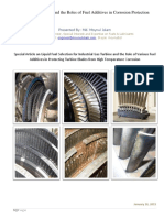 Gas Turbine Fuel Selection