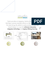 Corporate Interiors Studio Process