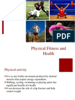 10-Lecture 13 - HAN - Physical Fitness and Health