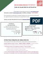 Cursos en Gendai Reiki Ho1