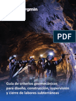Guia Criterios Geomecanicos Osinergmin