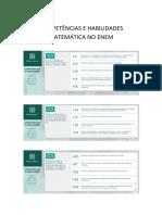 COMPETÊNCIAS E HABILIDADES MATEMÁTICA NO ENEM.docx