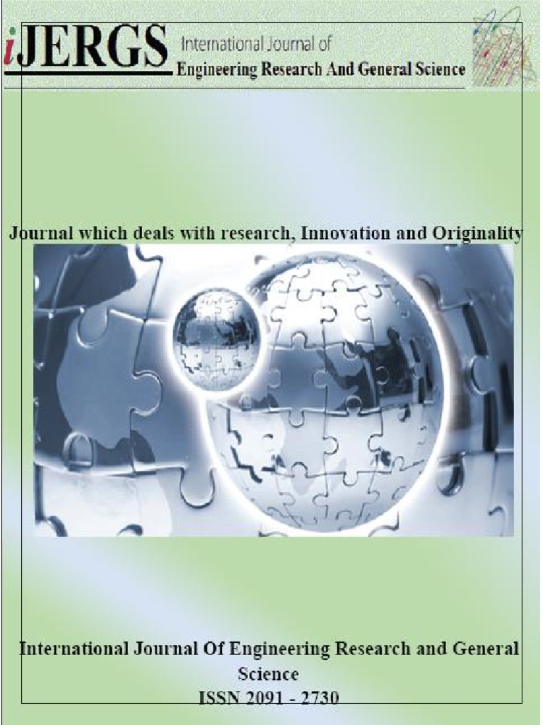Vol5 Issue3   Production And Manufacturing   Industries