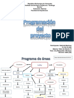 Programacion Del Proyecto