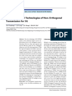 A Survey Several Technologies of Non-Orthogonal.pdf