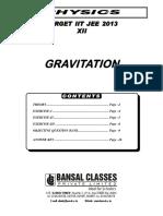Gravitation (XII) Eng WA
