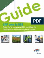 MEDEF - Guide Cap Vers La RSE - Juin 2012