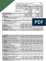 Simulacion Costo de Obra 2016