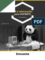 Chat Bot interacciones