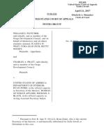 Fletcher v. United States, 10th Cir. (2017)