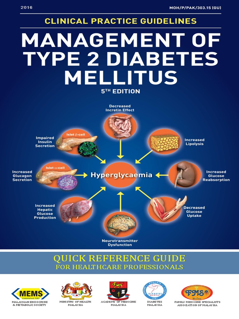 Qr Management Of Type 2 Diabetes Mellitus 5th Edition 1 Pdf Diabetes Mellitus Type 2 Prediabetes